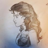 Wonder Woman profile by kennf11