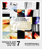 Icon Textures Set 7 by topassilem
