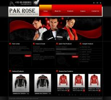PAK-ROSE by dxgraphic by webgraphix