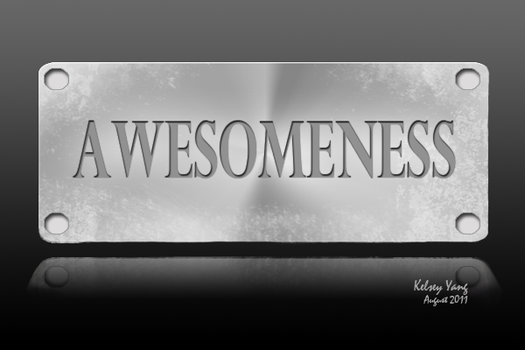 Plate Of Awesomeness by kels070105
