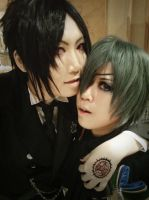 Black Butler ::03 by Cvy