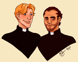 My Priests, again by KellyDawn