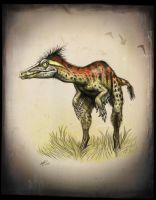 Troodon inequalis by MALvit