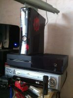 Xbox 360 and Xbox One by Appletart-Longshot