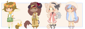 Set Price:: The Return of Random Adopts [ Closed ] by SireFluffButt