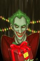Jingle Bells, Batman Smells by sehroyal
