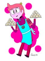 Prince Gumball ( new style) by Dexter2212