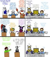 Undertale Joke Contest by SaintHeartwing