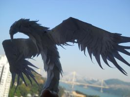 Paper sculptor Pic 2 by kusakaice