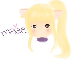 Maee by IceIsMe