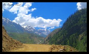 Naran Valley, Pakistan by khanjkkhan