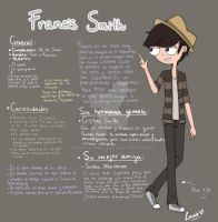 Things to know about Francis... by LanaFlynn