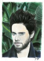 Jared Leto III by mrsxbenzedrine