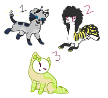 mixed adopts 1 .open. by sailordoq