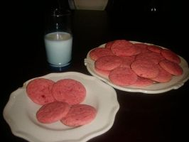 RECIPE: Cake Batter Cookies by shady-truth