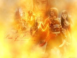 Prince of Persia by angie-sg