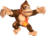Super Smash Bros for PC: Donkey Kong by NoahLC