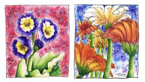 Flowers by annsquare