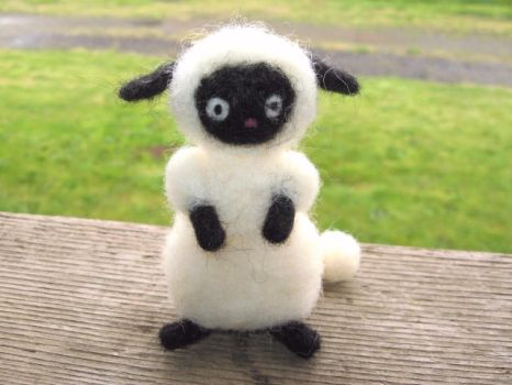 Harvest Moon Wooly by Elfs-Toyshop