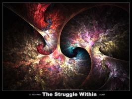 The Struggle Within by psion005