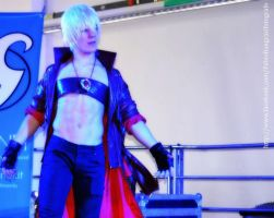 Dante Devil May Cry 3 Cosplay by GNefilim
