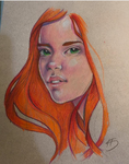 Red Head by Anomaly9