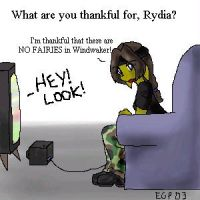 What are YOU thankful for? by rydiahighwind