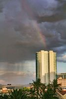 Vegas Rainbow by renonevada