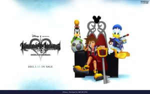 MMD KH ReMIX Wallpaper by cchuauns1