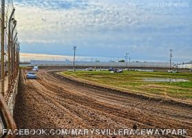 Marysville Raceway Park by KrazyKcPhotography