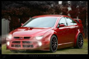 Dodge Evolution RT by supercrazzy