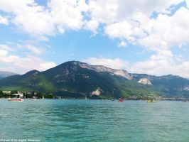 Lake Annecy by YZH619