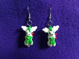 Skymin Earrings by Sara121089
