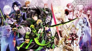 Seraph of the End by suinomi