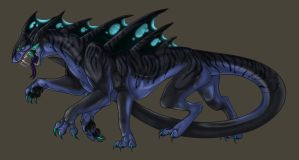 Commission -Stealer Adult Male by Tigryph