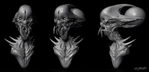 Space Ghoul ortho by JSMarantz