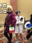 Anime Banzai 2014  Alois and nightgown ciel by Maw1227