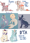 ADOPTABLE CLEAROUT- ALL DTA by Uw0