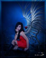 V-Bee Angel by mendha