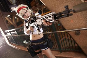 SHERRY BIRKIN - EX 1 by maocosplay