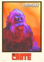 Creepshow The Crate Trading Card by Hartter