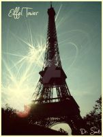 Eiffel Tower 2 by drsucks