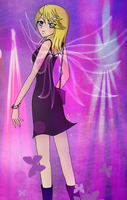 Vocaloid - Butterfly by Star-Yukiko
