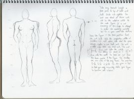 Body structure practice 12 by sophiaan0