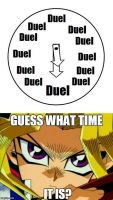 Half Past Duel by TheYummyCupcake