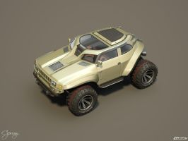 Hummer HB concept 14 by cipriany