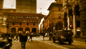 Bologna The Orange City by carny87