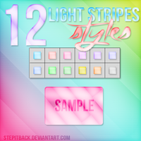 +Light Stripes Styles. by StepItBack