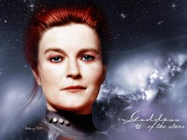 Janeway: Goddess of the Stars by Belanna42