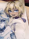 Mika Doodles by sargent94
